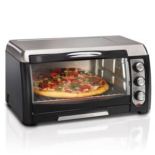 Hamilton Beach 31330 Black 6-slice Toaster Oven