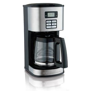 Hamilton Beach 49618 12-cup Programmable Coffee Maker