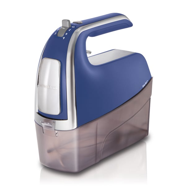 Hamilton Beach 62622 Blue 6-speed Pulse Hand Mixer