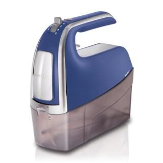 Hamilton Beach 62622 Blue 6-speed Pulse Hand Mixer