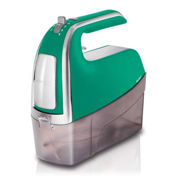Hamilton Beach 62623 6-speed Green Pulse Hand Mixer