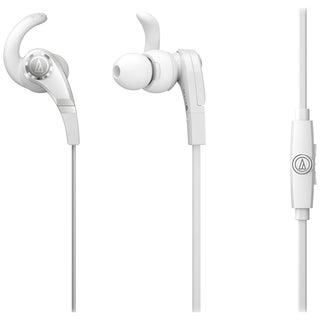 Audio-Technica SonicFuel 360 Rotating Tip + Mic/Volume CKX7iS