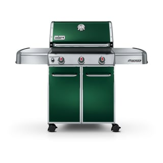 Weber Genesis EP-310 Green Outdoor Gas Grill