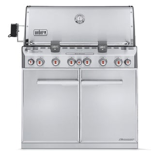 Weber Summit Stainless Steel 6-burner Grill