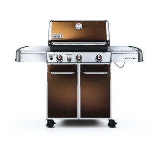 Weber Genesis EP-330 Copper Outdoor LP Gas Grill
