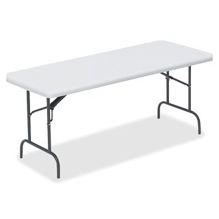 Lorell LLR66652 60-inch Ultra Light Banquet Table