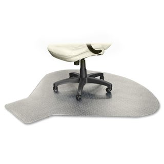 Lorell LLR69156 L-Lip Chair Mat