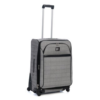 Anne Klein Calgary 24-inch Medium Expandable Upright Spinner Suitcase