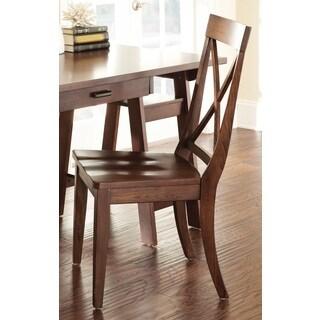 Frederic Dark Oak Side Chair