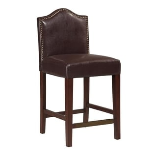 Manor Counter Stool Blackberry
