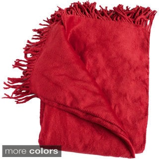Laura Luxurious Mulberry Silk Throw