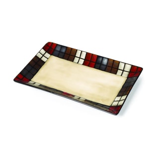 Pfaltzgraff Everyday Calico Rectangular Platter