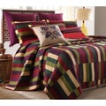Jubilee All-cotton Oversized 3-piece Quilt Set