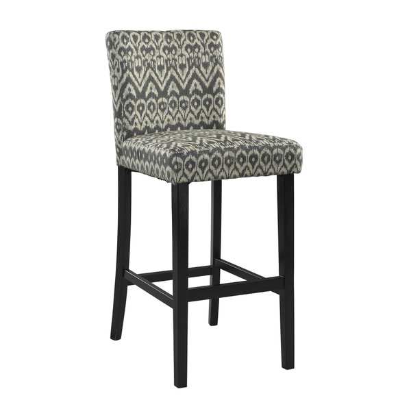 Linon Morocco Driftwood Counter Stool Overstock Shopping