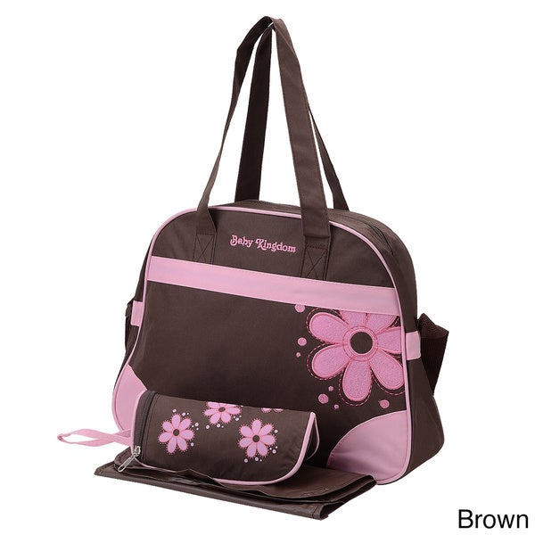 Baby Nappy 3-piece Diaper Bag Set