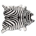 Natural Togo Animal Print Cowhide Rug (6'x7')