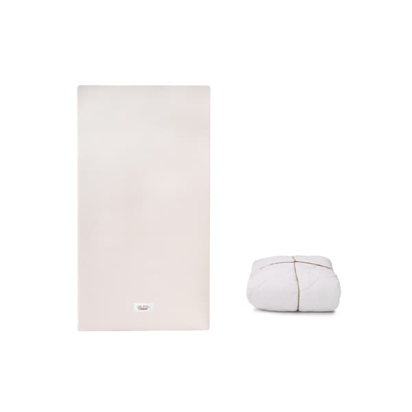 Babyletto COCO Core Organic Crib Mattress