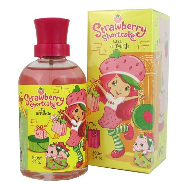 Marmol & Son Strawberry Shortcake 3.4-ounce Eau de Toilette Spray