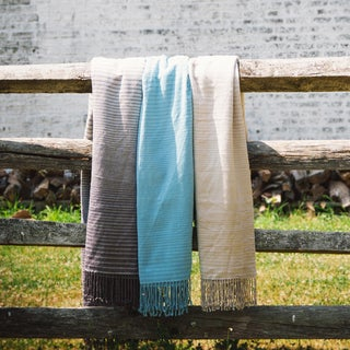 Lush Decor Lori Rayon from Bamboo Throw Blanket