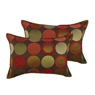 Sherry Kline Courtyard Boudoir Throw Pillows (Set of 2)