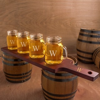Personalized 5-piece Moonshine Sampler Set