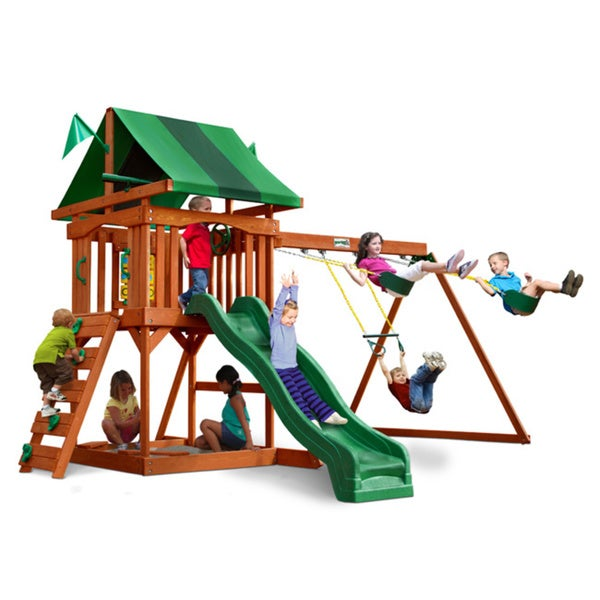 Gorilla Playsets Cadence Swing Set