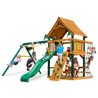 Gorilla Playsets Caribou Swing Set