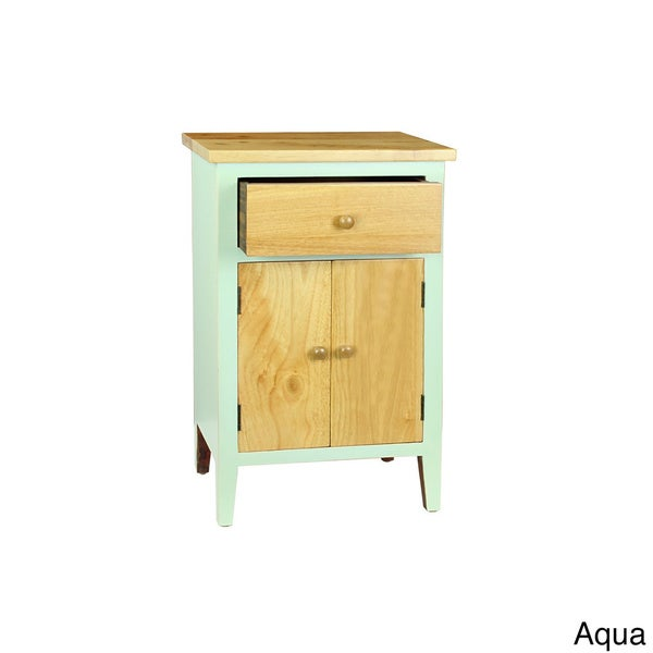 Flicia Pine Side Table