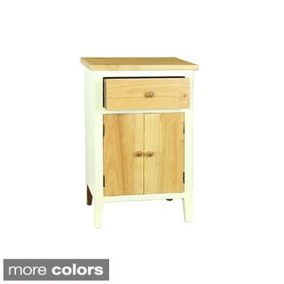 F�licia Pine Side Table