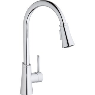 Elkay Gourmet Pull-Down Kitchen Faucet