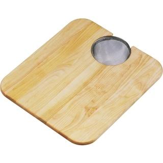 Elkay Solid Maple 17x14.5-inch Cutting Board