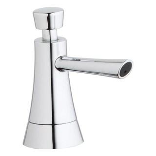 Elkay Chrome Soap Dispenser