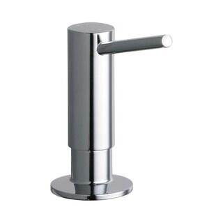 Gourmet Chrome Soap/Lotion Dispenser