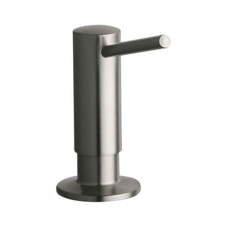 Gourmet Brushed Nickel Soap/Lotion Dispenser