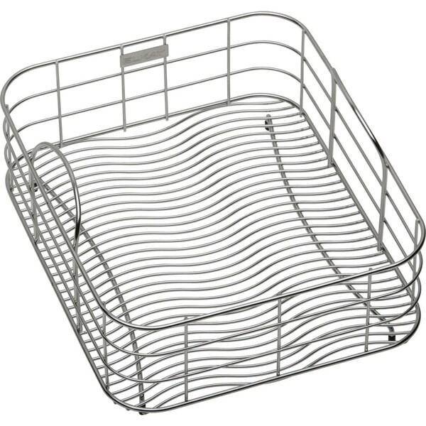 Elkay Wavy Wire 15x10.5-inch Stainless Steel Rinsing Basket
