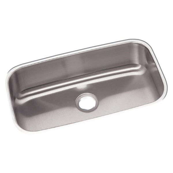 Elkay Stainless Steel Kitchen Sinks : Elkay Stainless Steel Undermount Kitchen Sink (13596656 DXUH2816 ...