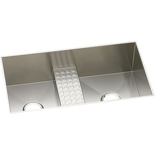 Elkay Avado Stainless Steel Double Bowl Undermount Sink