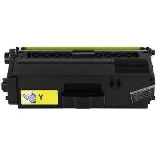 Brother TN331 TN336 Remanufactured High Yield Compatible Yellow Toner Cartridge