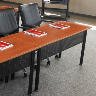 Mayline Encounter Series 60-inch Cherry Conference/ Training Tables