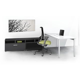 Mayline e5 E5K7 3-piece Typical Office Furniture Set