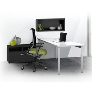 Mayline e5 Series E5K4 3-piece Typical Office Furniture Set