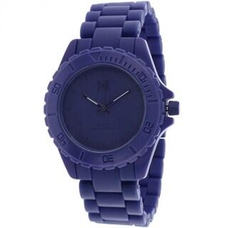 Kr3w Women's K1231P Phantom Purple Watch