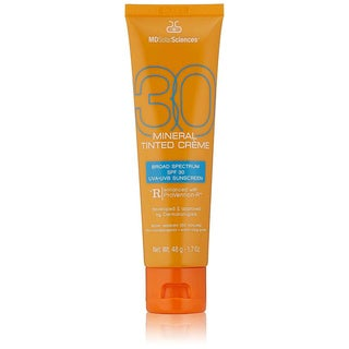 MDSolarSciences 1.7-ounce Broad Spectrum SPF 30 UVA-UVB Mineral Tinted Cr�me
