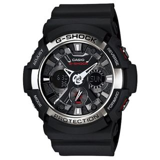 Casio Men's G-Shock GA200-1A Watch