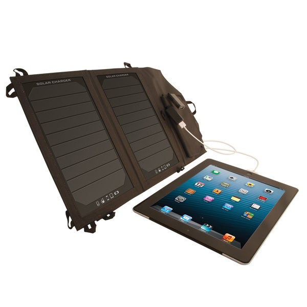 Wagan Solar 11-watt e-Panel