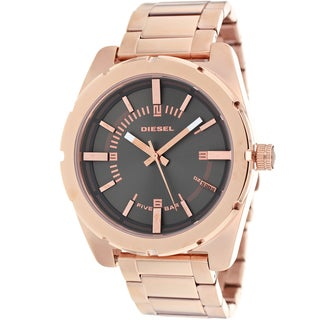 Diesel Men's DZ5383 Good Company Rosetone Stainless Steel Watch