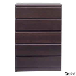 Scottsdale Streamlined 5-drawer Chest