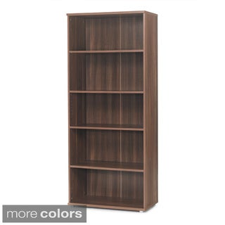 Cullen Tall Four-shelf Bookcase