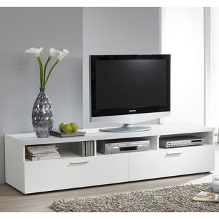 Hayward 77-inch Wood TV Stand
