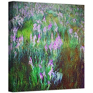 Dean Uhlinger 'In Dream Meadow' Gallery-wrapped Canvas